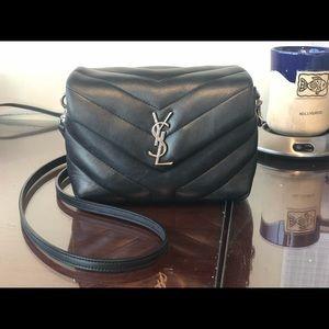 YSL crossbody bag. Retail $1200